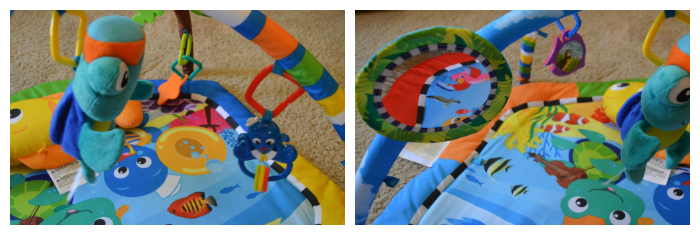 Baby Einstein Rhythm Of The Reef Play Gym Review