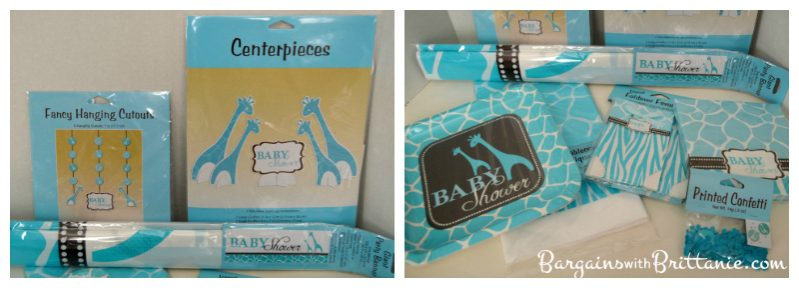 Throw A Great Baby Shower With Party Decor From Oriental Trading