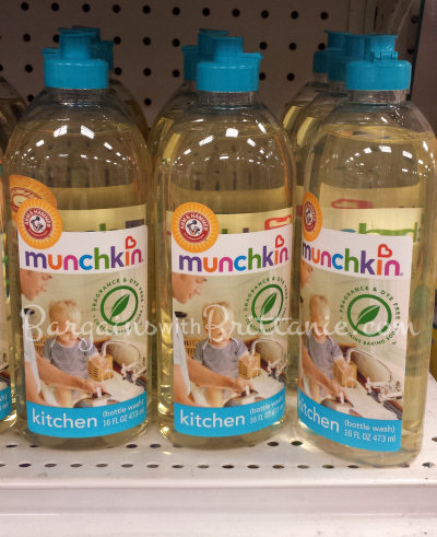HOT* Munchkin Surface, Laundry and Kitchen Cleaner only $1.00 at ...