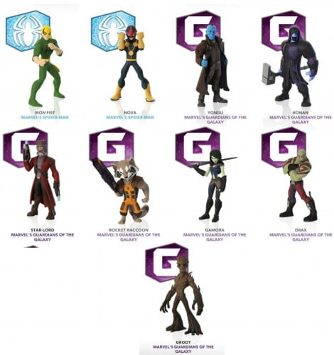 New Upcoming Disney Infinity Characters New Characters The Disney