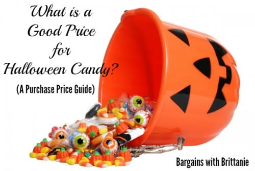 good price for halloween candy