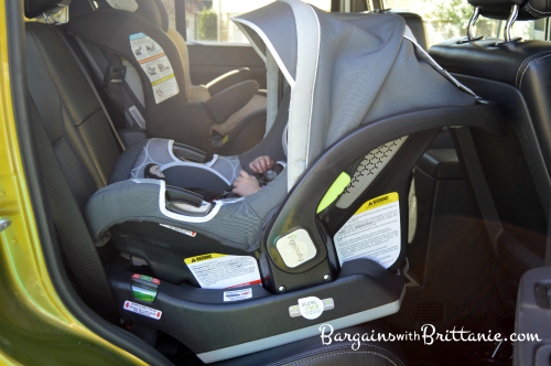 Ingenuity InTrust 35 Pro Infant Car Seat Review
