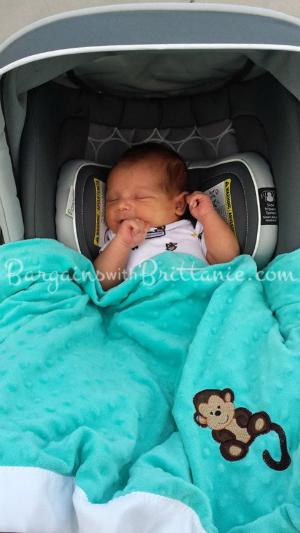 Ingenuity Intrust 35 Pro Infant Car Seat Review
