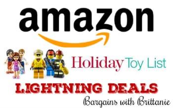 amazon toy list lightning deals