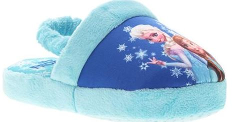 frozen girls slipper
