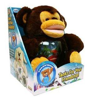 Teddy Tank Playful Monkey Simplistically Living