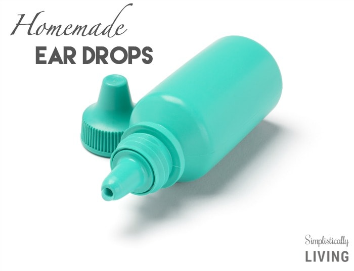 homemade ear drops featured