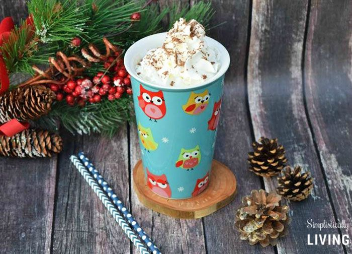 homemade hot cocoa featured