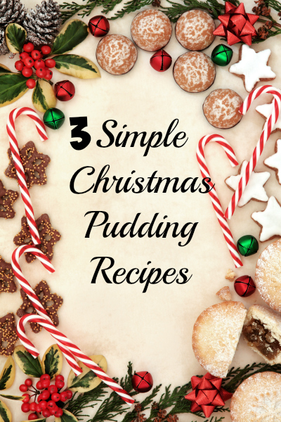 simple Christmas pudding recipes