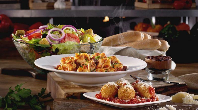New Olive Garden 4 Course Festa Italiana Simplistically Living