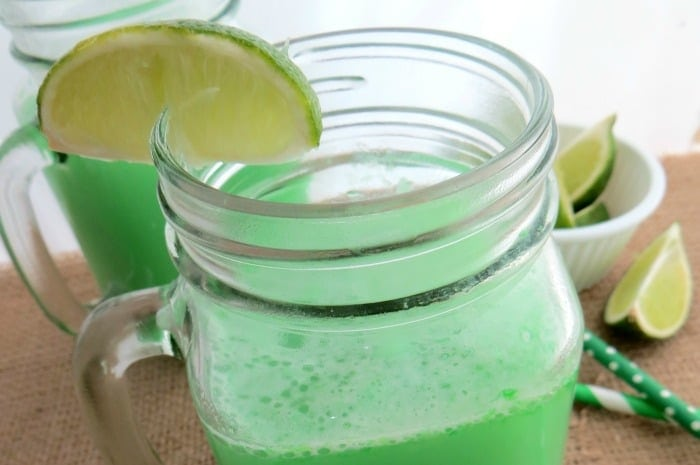 lime shamrock punch featured
