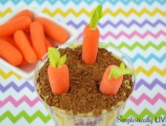 Healthy Bunny Treat Cups