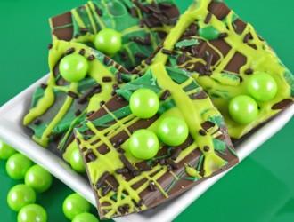 Minecraft Creeper Chocolate