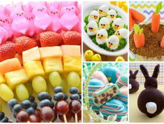 21 Hippity Hoppity Easter Recipes