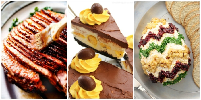 21 Hippity Hoppity Easter Recipes #Easter #Easterrecipes #Easterdinner #easterappetizers #easterdesserts
