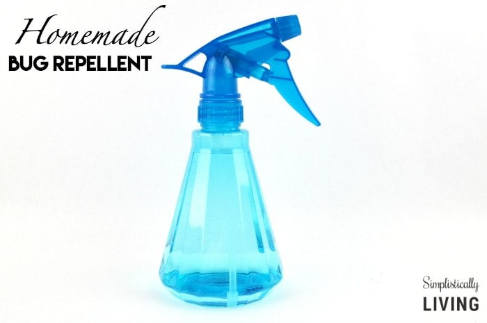 Homemade Bug Repellent Featured