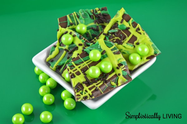 creeper chocolate 2