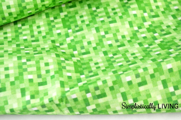 minecraft fabric upclose