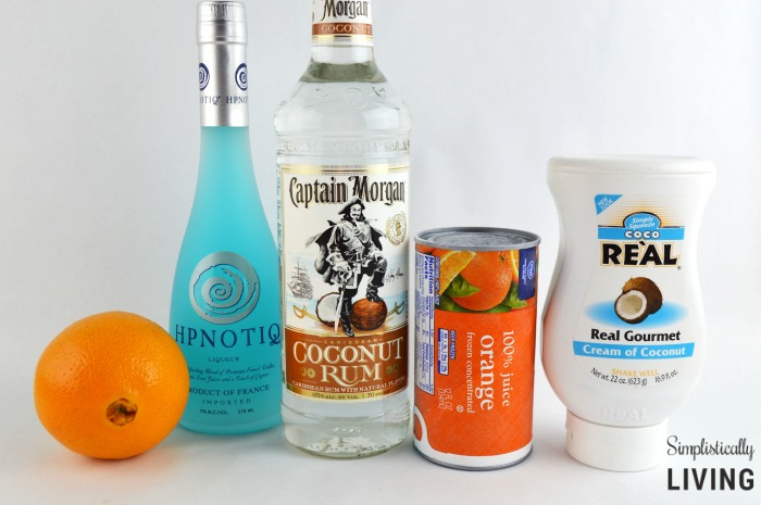 caribbean breeze cocktail ingredients