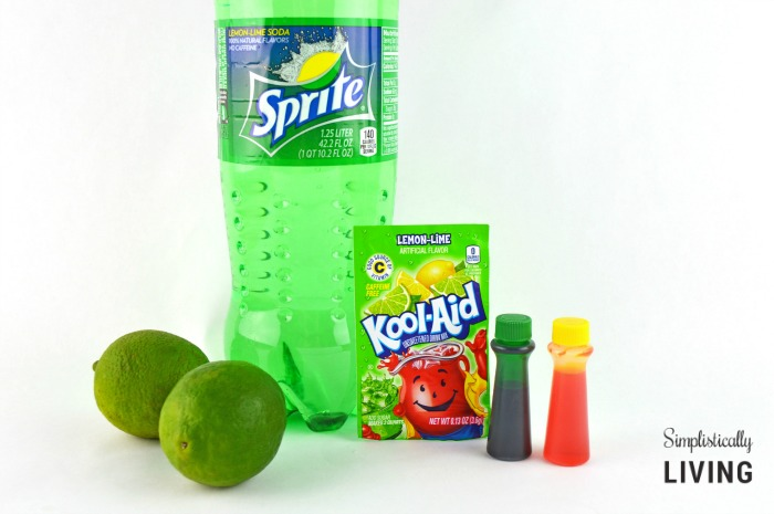 hulk punch supplies