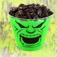 Hulk Treat Cups