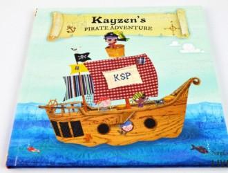 pirate adventure book