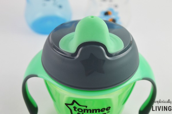 Transitioning From The Bottle To Sippy Cup With Tommee