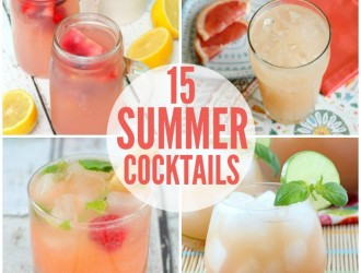 15 Summer Cocktails to Help You Get Your Summer On