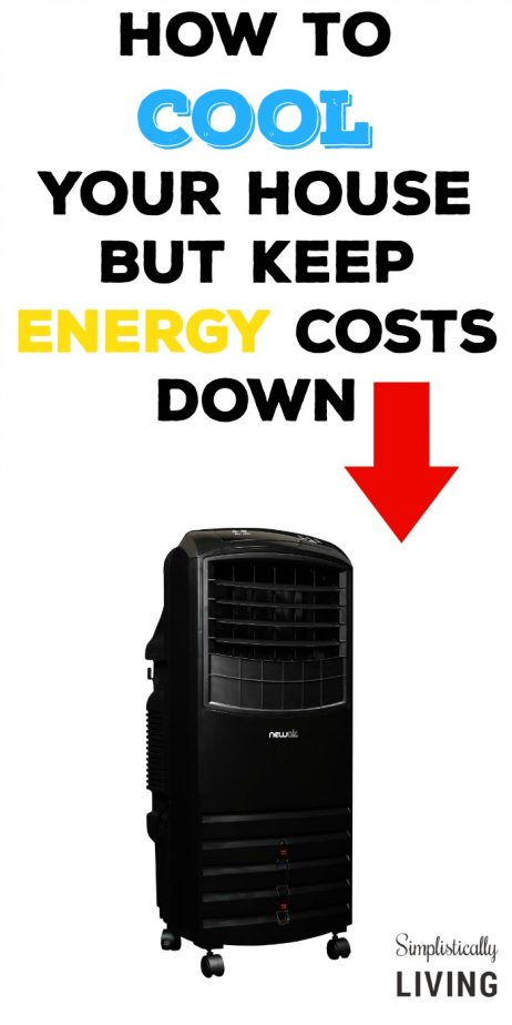 How to Cool Your House But Keep Energy Costs Down