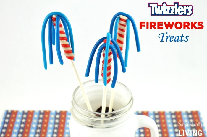Twizzlers Fireworks Treats Featured