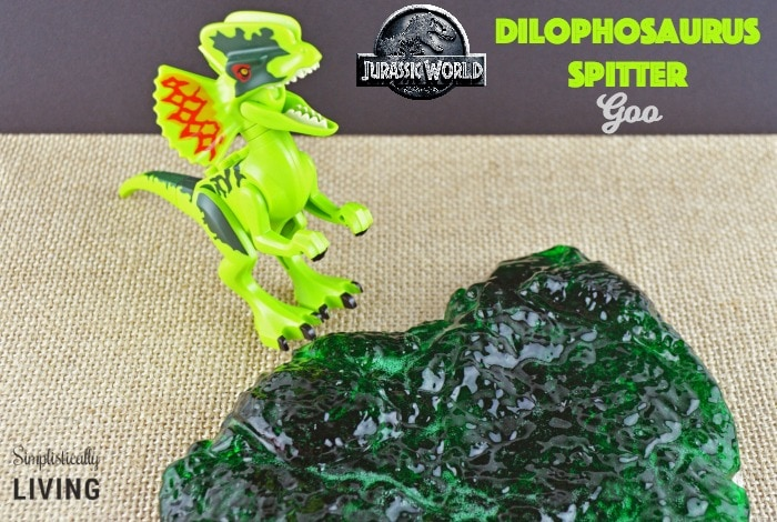dilophosaurus spitter goo featured