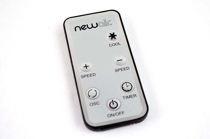 newair remote