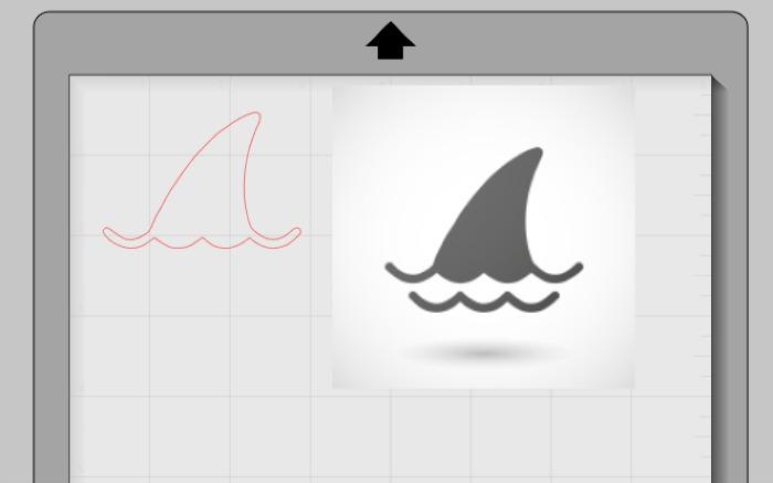shark fin bookmark inprocess1