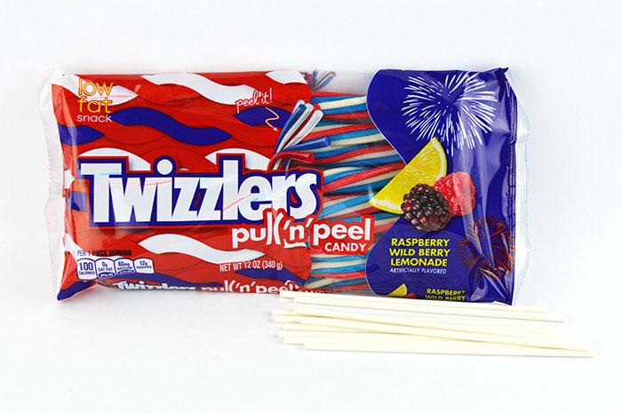 twizzlers fireworks treats supplies