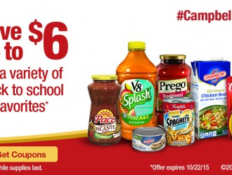 campbell's back to school coupon