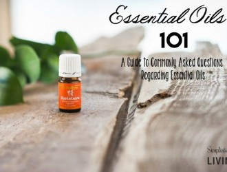 Essential Oils 101 Featured