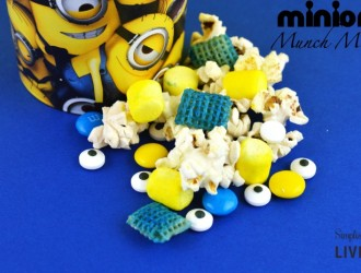 Minion Munch Mix