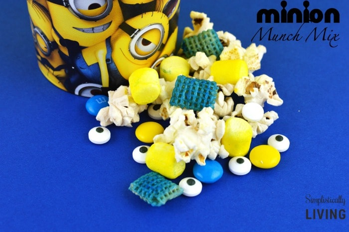 Minion Munch Mix Featured