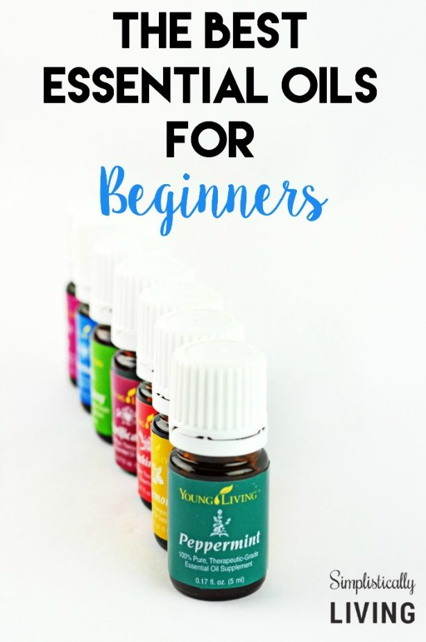 The Best Essential Oils for Beginners