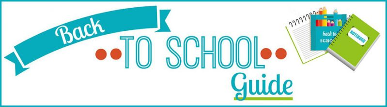 back to school guide banner