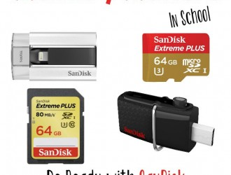 memory matters with SanDisk
