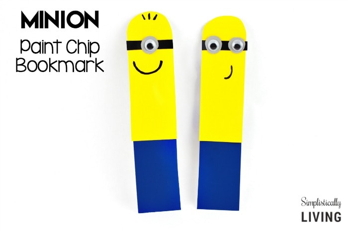 minion bookmark featured
