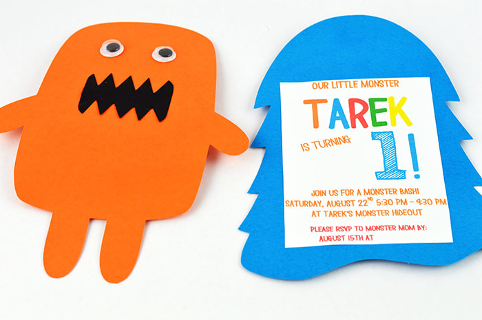 monster party invitations inprocess6