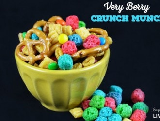 Very Berry Crunch Munch