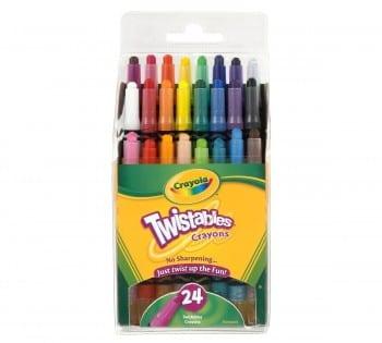 Crayoal Twistables Crayola Crayons