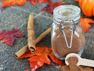 Homemade Pumpkin Spice