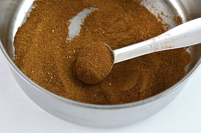 homemade pumpkin spice inprocess2