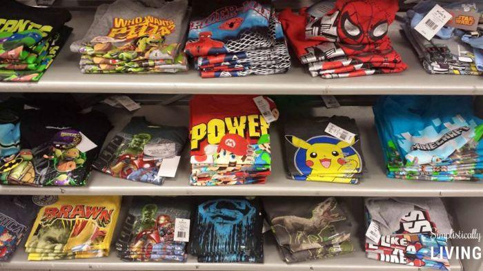 nerd shirts at kohl's