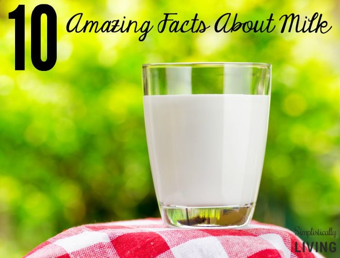 10 Amazing Facts About Milk Featured