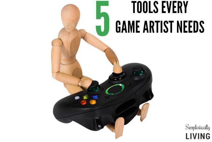 5 tools every game artist needs featured